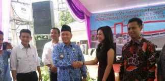 Bupati Lampung Tengah Percepat Pembangunan Bandarjaya Plaza