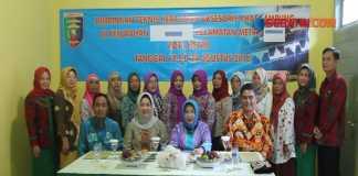 Dinas Perindustrian Provinsi Gelar Bimtek Kerajinan Khas Lampung di Kota Metro