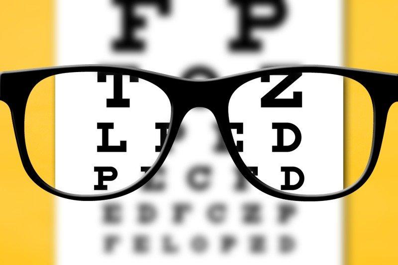 Gangguan Mata Minus dan Cara Mengatasinya