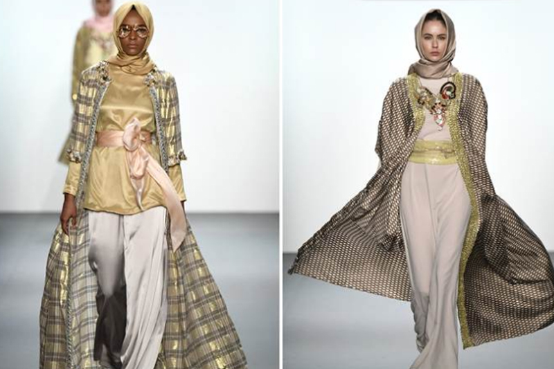 WOW! Desainer Indonesia Tembus New York Fashion Week 2016