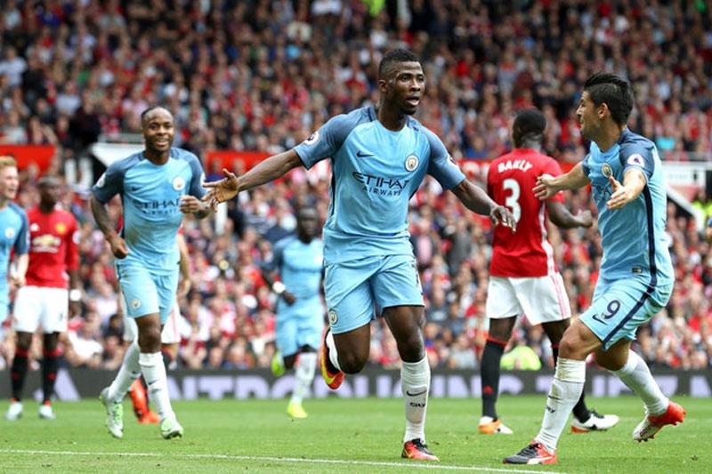 Derby Manchester: Man City Berhasil Tekuk Lutut Man Utd 2-1
