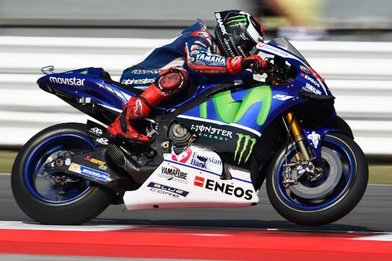 GP San Marino: Jorge Lorenzo Kudeta Pole Position
