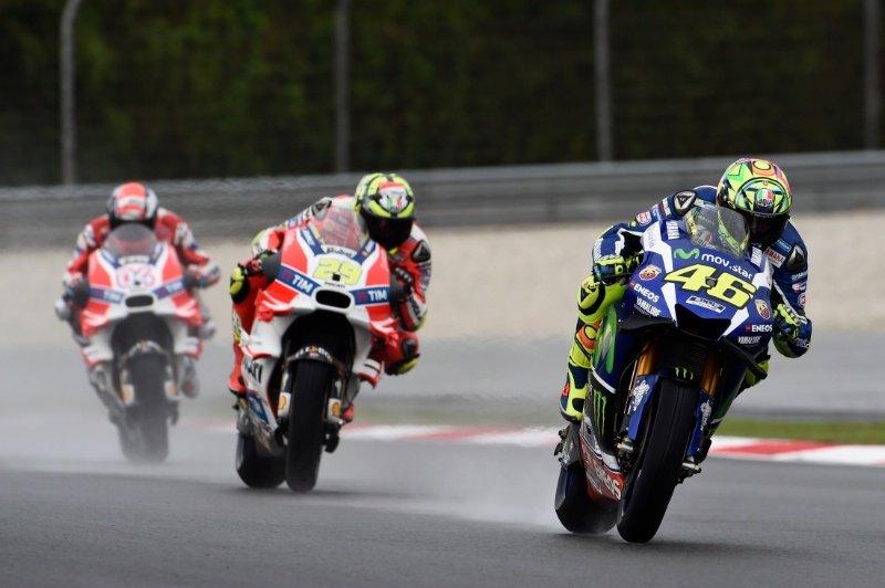 MotoGP Malaysia: Marquez Jatuh Bangun, Dovizioso Berjaya