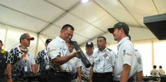 Panglima TNI Gatot Nurmantyo: Jangan Ragu dengan Senjata Buatan Anak Bangsa