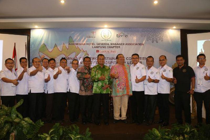 Sutono: Pada Kuartal Kedua Perekonomian Lampung Tumbuh 4,33 Persen