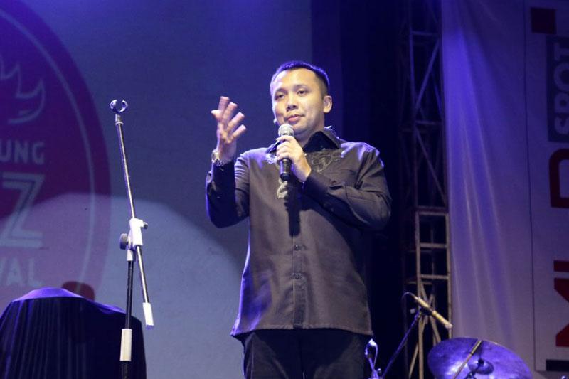 Gubernur Lampung: Lampung Jazz Festival Sebagai Bentuk Silaturahmi dan Sosialisasi