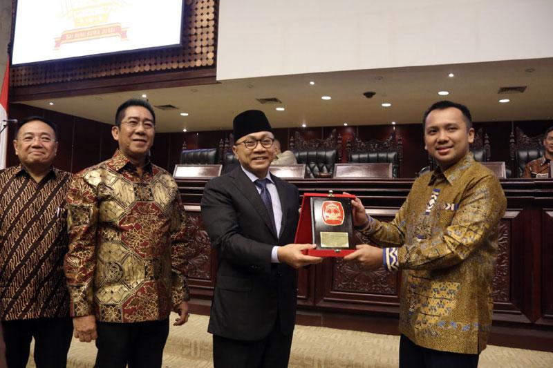 Gubernur Lampung : Melalui FK-PLP Mari Kita Bangun Tanah Kelahiran Kita Tercinta 01