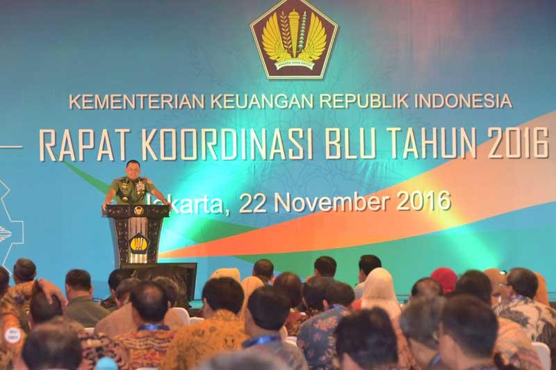 Panglima TNI Minta RSPAD Tingkatkan Pelayanan Terhadap Publik