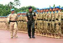 Panglima TNI: Tingkatkan Terus Kapasitas dan Kualitas TNI dalam Misi Perdamaian PBB