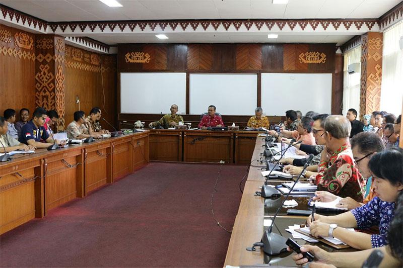 Pemprov Lampung Nyatakan Siap Jadi Tuan Rumah BGM - FoE International
