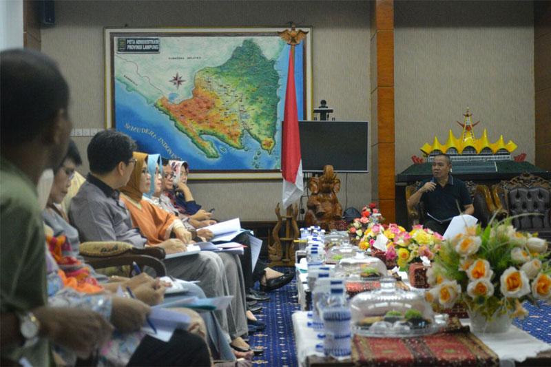 Wakil Gubernur Lampung : Melalui Festival Seni Qosidah Bintang Vokalis Tingkat Nasional Ke-XXI Tahun 2016, Kita Harumkan Nama Provinsi Lampung