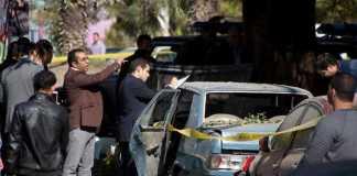 6 Polisi Jadi Korban Bom di Mesir
