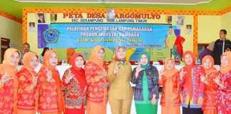 GOW Lampung Timur Berikan Pelatihan Pada Kaum Ibu-Ibu