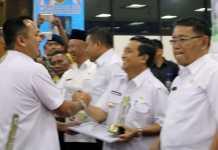 Gubernur Lampung: Informasi Menentukan Kekuatan Dan Kredibelitas Pemerintahan