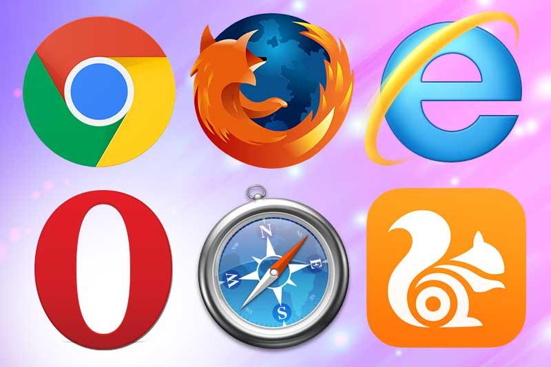 Inilah Berbagai Macam Software Untuk Mengakses Internet