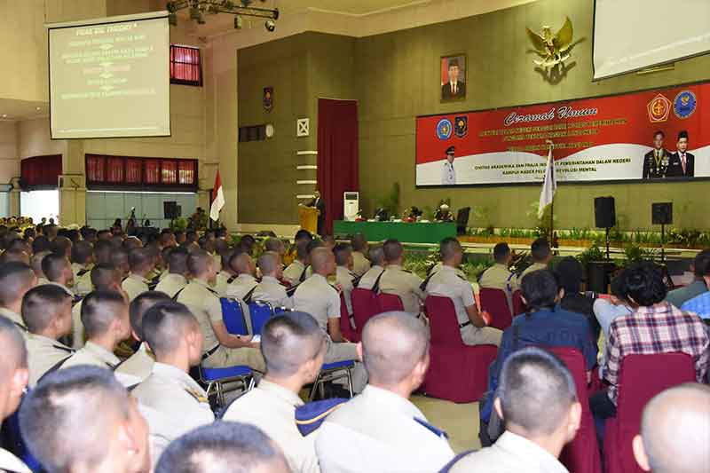 Jenderal TNI Gatot Nurmantyo: Praja IPDN Harus Tahu Kondisi Bangsa 2