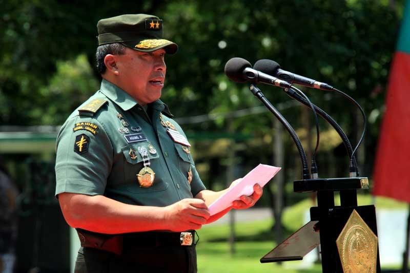 Panglima TNI Atlet Harus Berlatih Mengasah Kemampuan Demi Meraih Prestasi 01