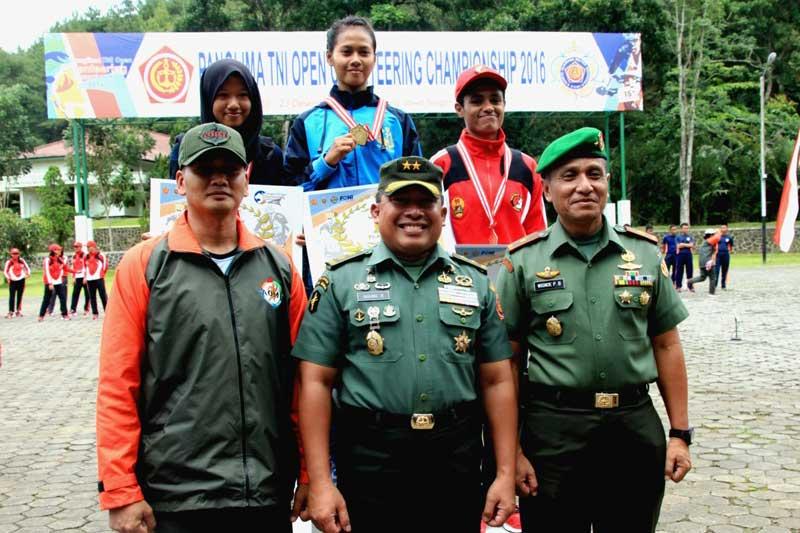 Panglima TNI Atlet Harus Berlatih Mengasah Kemampuan Demi Meraih Prestasi 02