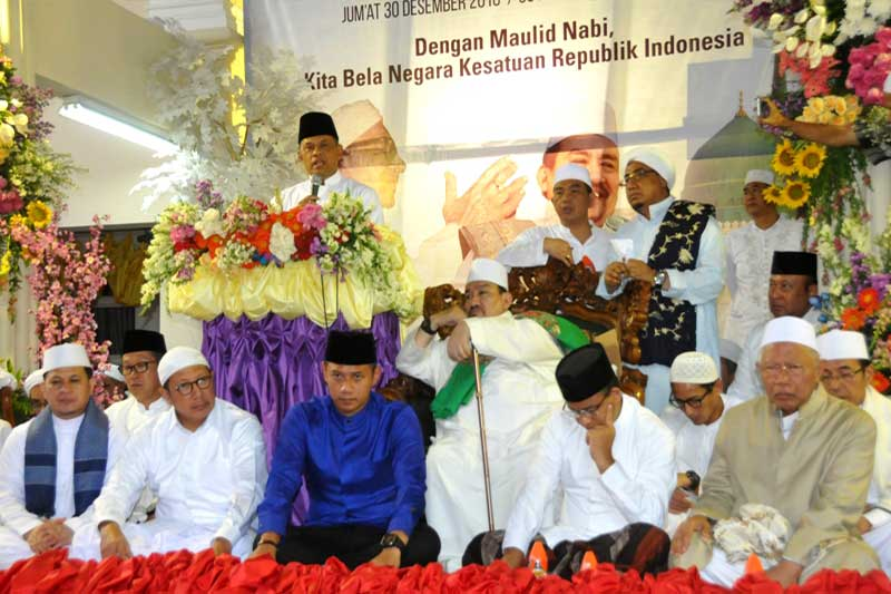 Panglima TNI: Muslim Indonesia adalah Muslim Rahmatan Lil Alamin 2