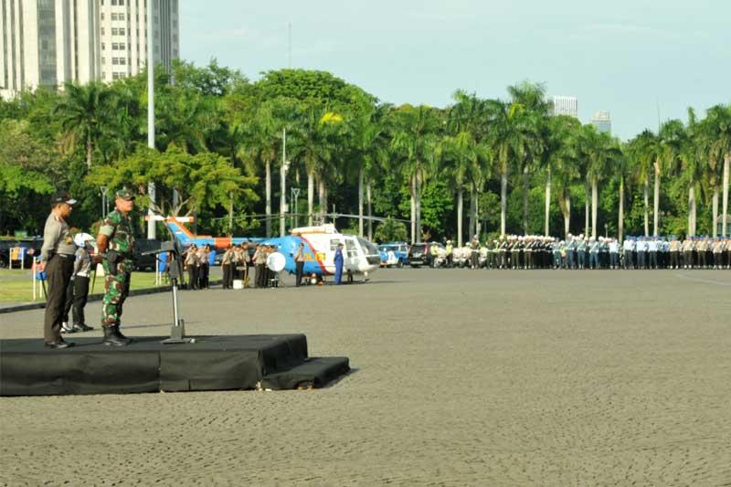 Panglima TNI: Tugas Mulia Prajurit TNI-Polri Berikan Rasa Aman dan Nyaman 2