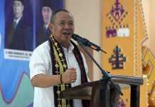 Pengukuhan Ketua Karang Taruna, Wakil Gubernur Lampung Ajak Pemuda Jadi Garda Terdepan