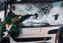 Serangan Teror Truk Tewaskan 12 Orang Warga Berlin