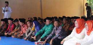 Wali Kota Metro Hadiri Doa Bersama di Bumi Perkemahan Sumbersari Bantul