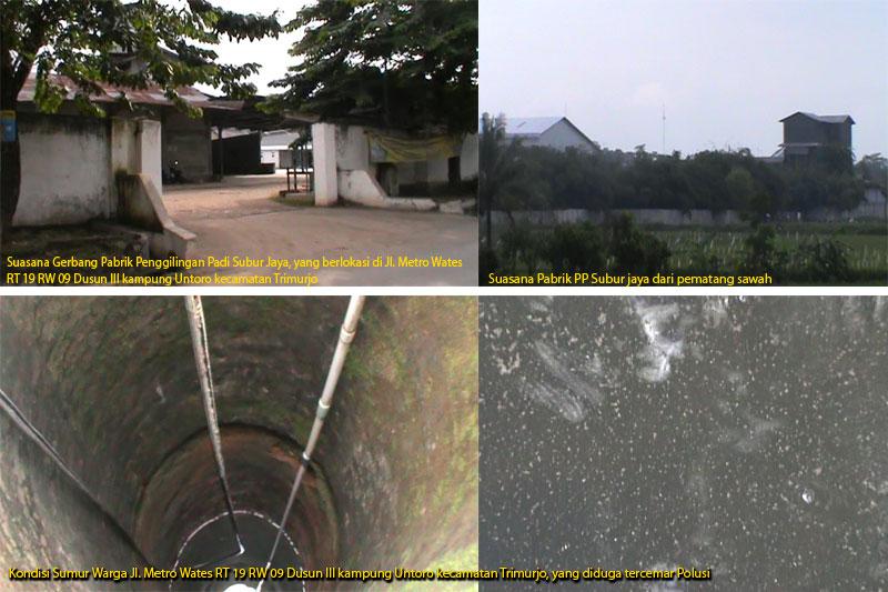 Diduga Sebabkan Polusi, Warga Untoro Minta Gubernur Tinjau Lokasi PP. Subur Jaya