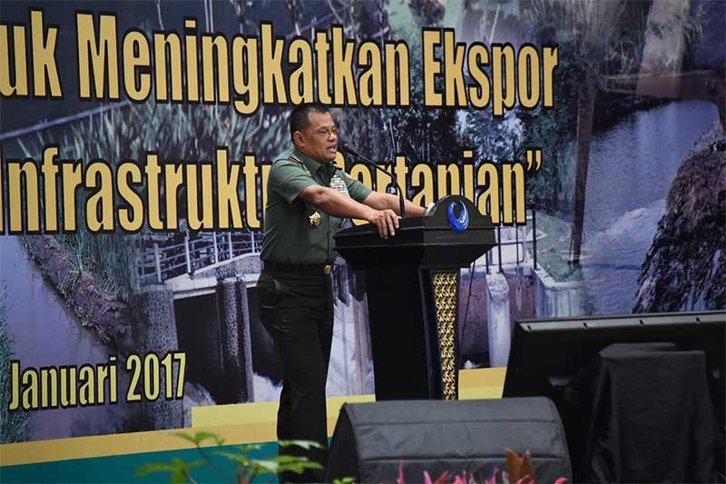 Indonesia Harus Segera Ciptakan Swasembada Pangan