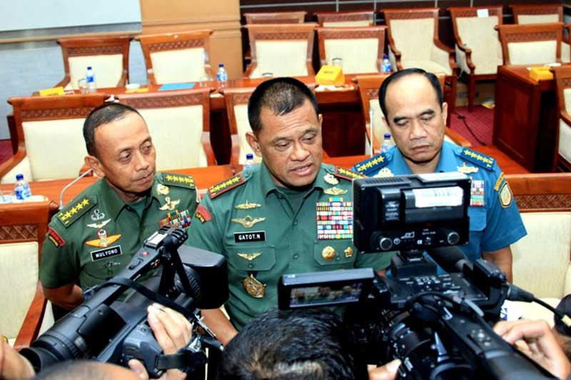 Kelanjutan Kerja Sama Militer TNI dan ADF Tunggu Hasil Investigasi