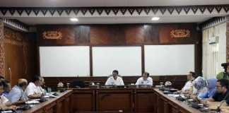 Lampung Dipercaya Menjadi Tuan Rumah Kejurnas Karate Piala Mendagri XIX Tahun 2017