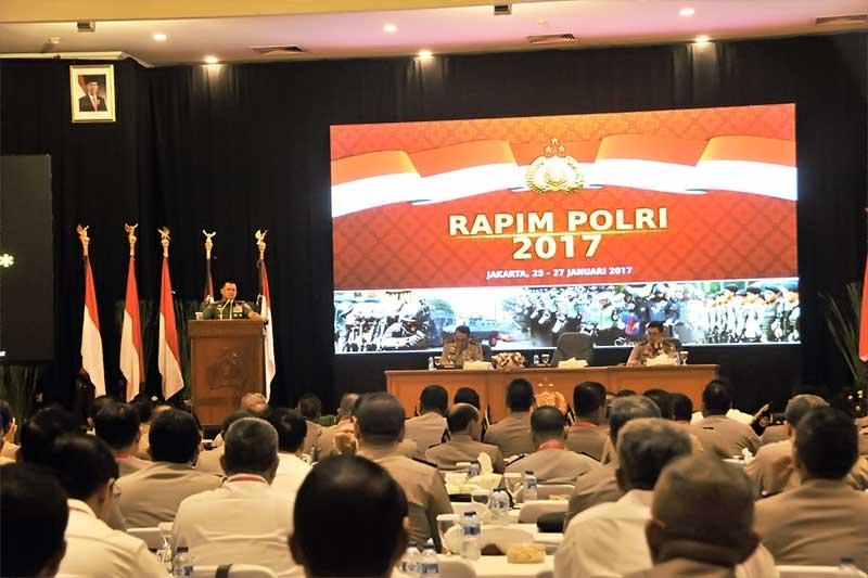 Panglima TNI: Waspadai Acaman dan Teror, TNI-Polri Harus Solid 2