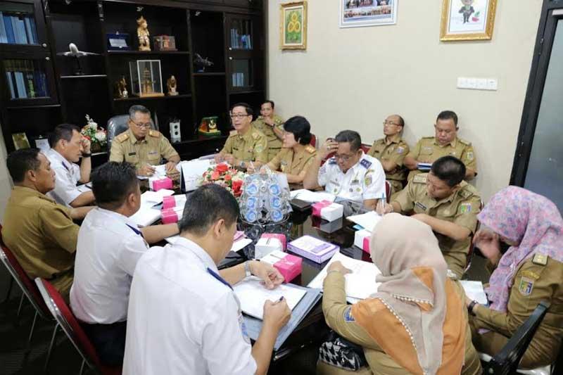 Pelimpahan Wewenang Terminal Mulyojati Kota Metro ke Pemprov Lampung