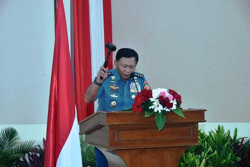 Kasum TNI Buka Rakornisdok Kodiklat TNI