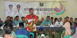 Musrenbang 2018 Mayoritas Warga Usulkan Pembangunan Jalan dan Drainase