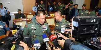 Panglima TNI Siap Kerahkan Prajurit Amankan Pilkada Serentak 2017