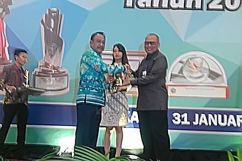 Tertib Lalu Lintas, Kota Metro Raih Penghargaan Wahana Tata Nugraha (WTN)