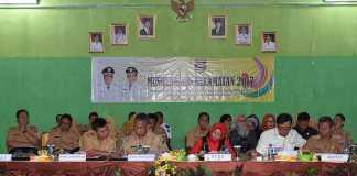 Wakil Wali Kota Metro Hadiri Musrembang Kecamatan Metro Pusat