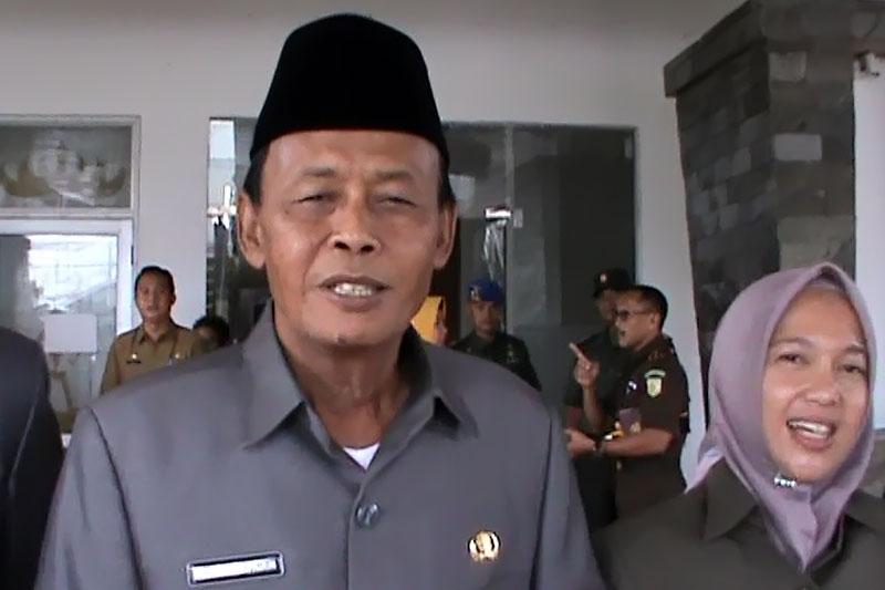 Bekas Gedung Pengadilan Negeri Metro Kini Resmi Jadi Aset Pemkot