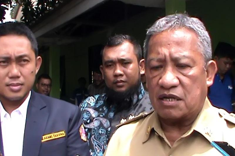 Wakil Wali Kota Metro Angkat Bicara Terkait Pelayanan di RSUD Ahmad Yani