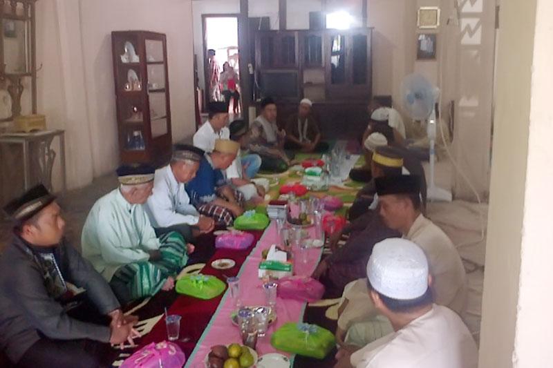 40 Hari Mengenang Berpulangnya Almarhum Holidi Halim bin Abdul Aziz