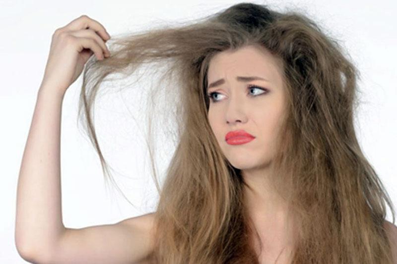 Cara Merawat Rambut Rusak Secara Alami