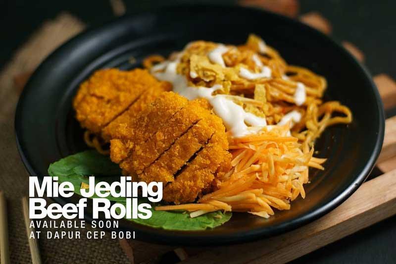 Dapur Cep Bobi, Bisnis Kuliner Berbasis Delivery Service