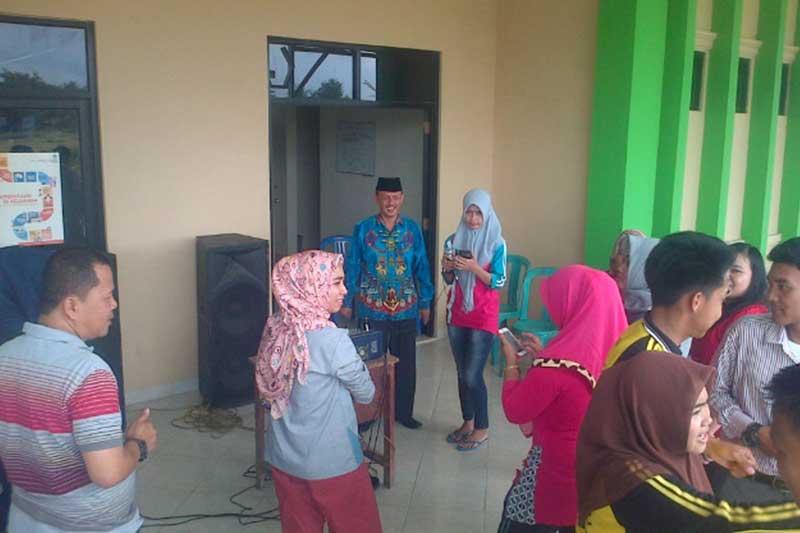Disdikbud Pringsewu Gelar Acara Perpisahan Bagi Pelajar SMK Ma'arif Kalirejo Lampung Tengah