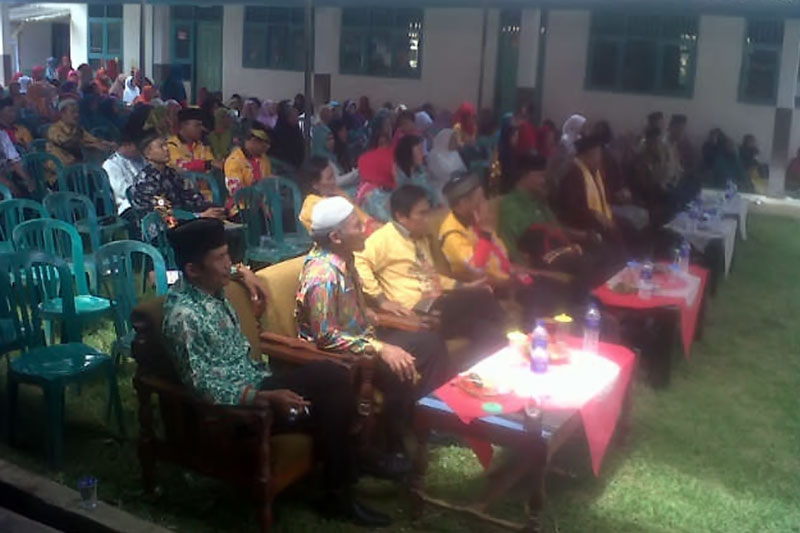 KKG PAI Sekolah Dasar Pringsewu Gelar Peringatan Isra Mi'raj Nabi Muhammad SAW