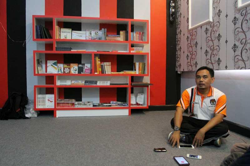 KPUD Metro Siap Launching Rumah Pintar Pemilu (RPP) AR Prawiranegara 01