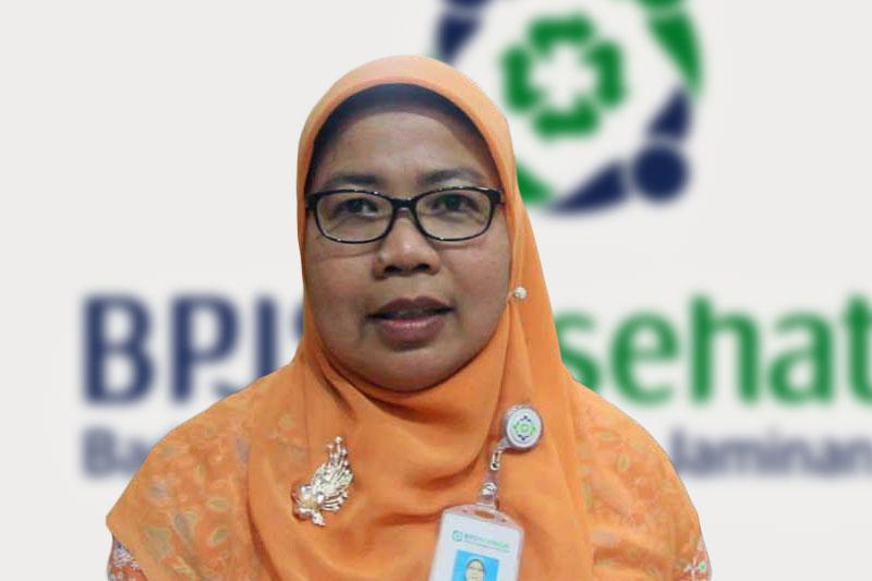 Peringati Hari Kartini, BPJS Kesehatan Cabang Metro Gelar Pemeriksaan IVA/Pap Smear Serentak