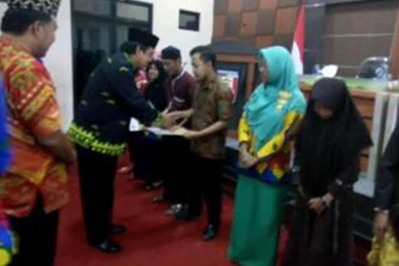 Pringsewu Raih 7 Medali Pada MTQ Ke-45 Tingkat Provinsi Lampung
