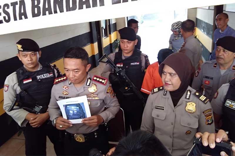 Akibat Nganggur Pemuda Asal Bandar Lampung Nekat Jadi Pengedar Sabu 2