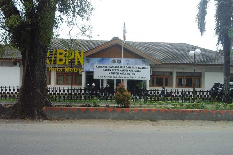 BPN Metro Tunggu Kepastian Penambahan Prona 2017